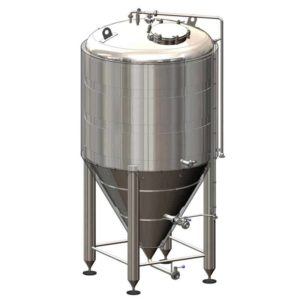 CCT-2000CR Cylindrically-conical fermentation tank CRAFT, insulated, 2000/2760L