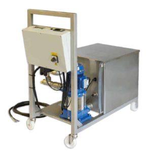 CHU-HW18 kompaktiškas šildymo blokas 18kW