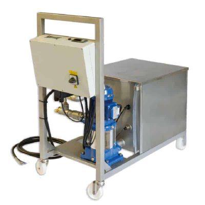 CHU-HW18 Compact heating unit 18kW