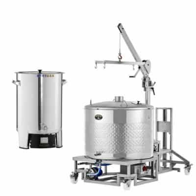 BM : Brewmaster wort brew machines