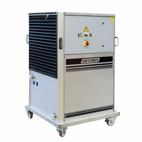 CDC-KP Compact direct cooler