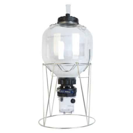 Startovací sada PFZ-27SK FermZilla: PET kónický fermentor 27 litrů 2.4 bar