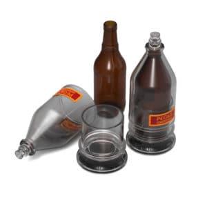 PBC-01 PEGAS BEERCASE Adaptér pro plnění piva do skleněných lahví pro všechny ventily PEGAS