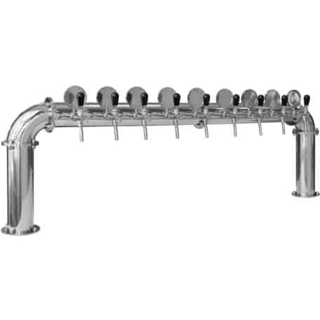 beer-dispense-tower-U10-stainless-steel-800x800