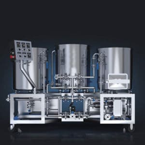 BREWTRION BT-150 : Compact wort brew machine – the 159L brewhouse