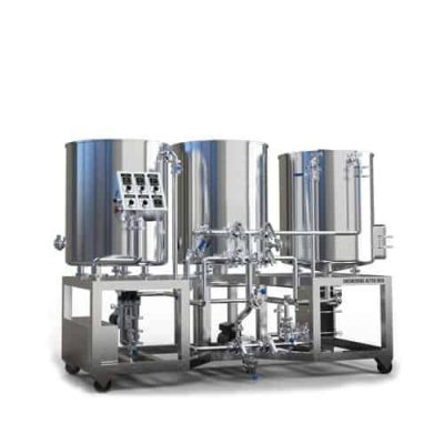 BrewTrion wort brew machines