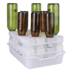 FBD-24B Fast bottle dryer for 24 bottles