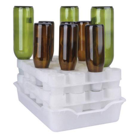 FBD-24B Rychlá sušička lahví pro 24 lahví
