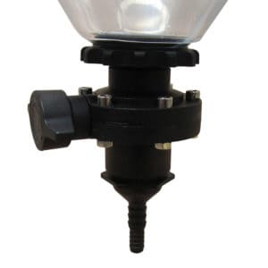 "FSA-DVHA01: Išmetimo vožtuvo žarnos adapteris ""Fermentasaurus SK"" fermentatoriams"