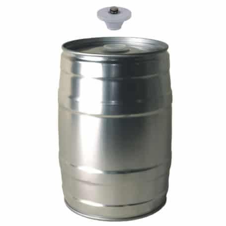 KEG-5LA-PRV-Gumová zátka s - redukční ventil-minikeg-5L-03