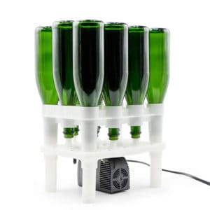 FBW-12B Fast bottle washer with 12 positions