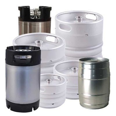 Barriles de cerveza, barriles