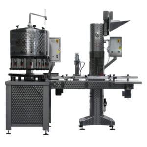 BFL-KT2000: Automatinė butelių išpilstymo linija buteliams užpildyti ir uždengti