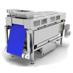 FBP-900-MG : Fruit belt press 900 kg/hour