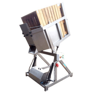 PBT-1000-MG : Pallet Bin Tipper - lift