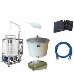 SBM 200 01 300x300 - BBH   Brewhouses - the wort brew machines