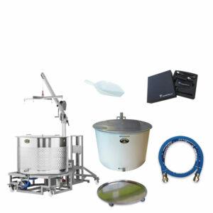 SBM 500 01 300x300 - BBH   Brewhouses - the wort brew machines