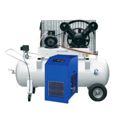 ACO-25 õhukompressor mikrofiltratsiooniga 25m3 / tunnis
