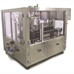 BFA-MB1200 Automatic monoblock bottle rinser-filler-crowner (up to 1200 bph 330 ml)
