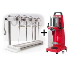 BFMP-500 Set for manual filling beverages into bottles