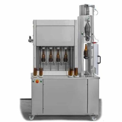 CBM : Compact bottling machines