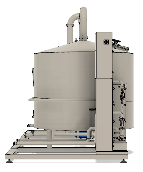 BH BWLE 1000 500x600 04 levy - BREWORX LITE-ECO 1000 : Wort brew machine