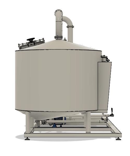 BH BWLE 1000 500x600 04 pravy - BREWORX LITE-ECO 1000 : Wort brew machine - bhm, bwm-ble, ble, wbm