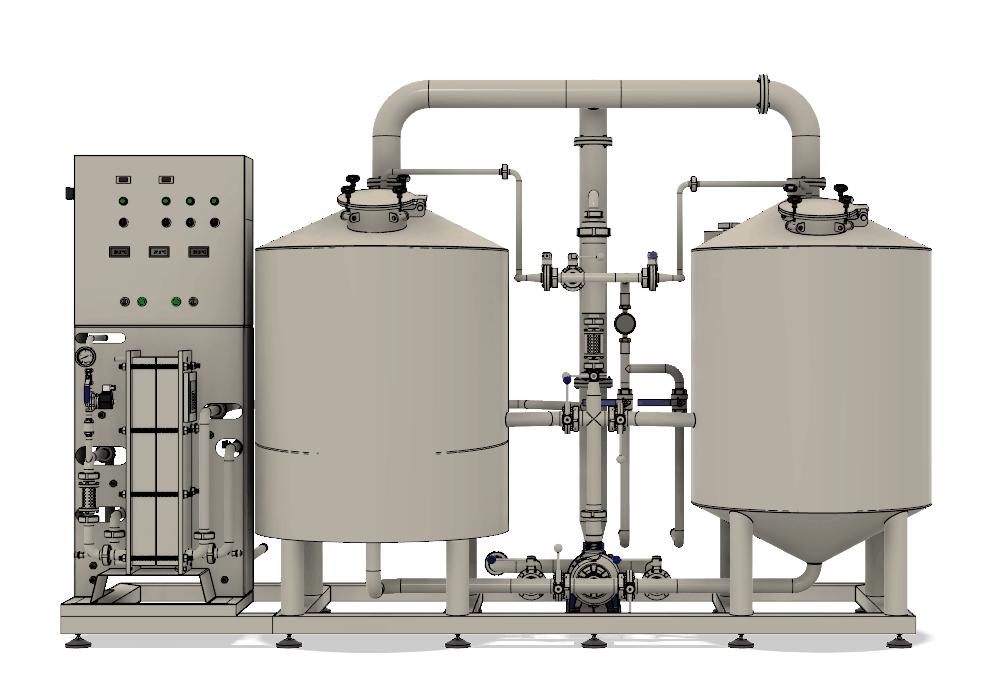 BH BWLE 300 1000x700 02 narys - BREWORX LITE-ECO 300 : Wort brew machine
