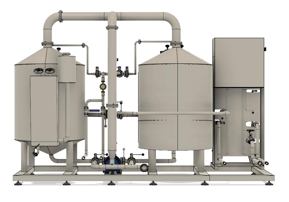 BH BWLE 300 1000x700 07 zada - BREWORX LITE-ECO 300 : Wort brew machine