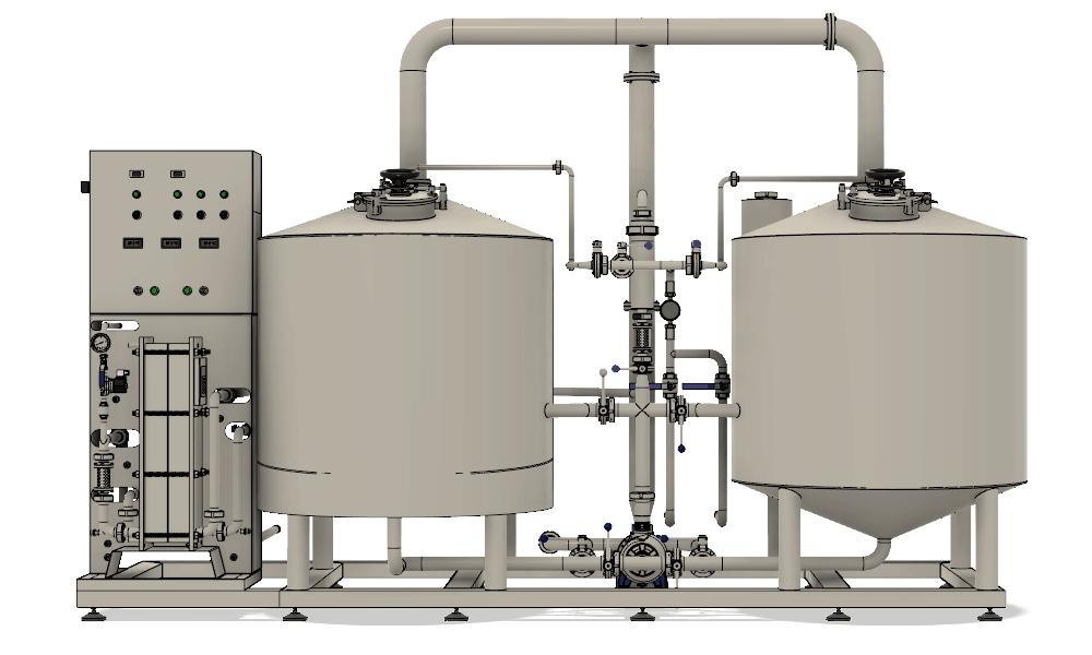 BH BWLE 600 1000x600 02 narys - BREWORX LITE-ECO 600 : Wort brew machine