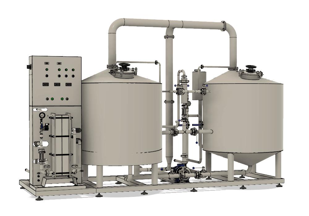 BH BWLE 600 1000x700 01 - BREWORX LITE-ECO 600 : Wort brew machine