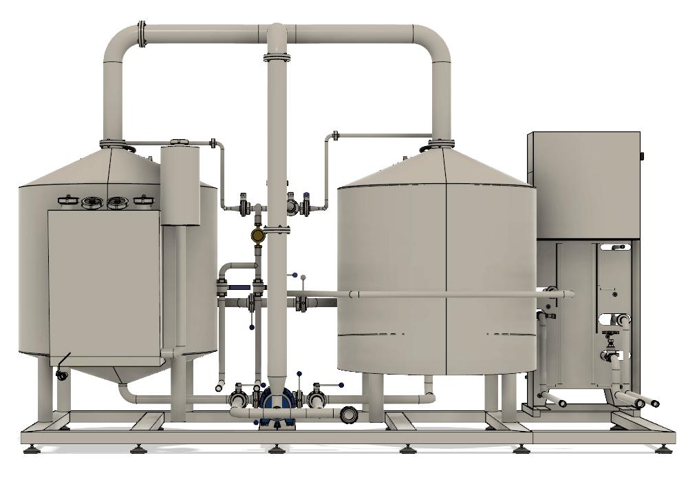 BH BWLE 600 1000x700 02 zada - BREWORX LITE-ECO 600 : Wort brew machine