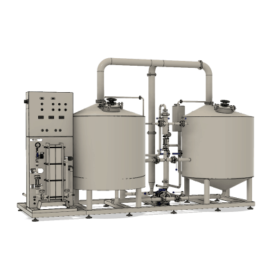 BLE: máquinas de elaboración de mosto LITE-ECO