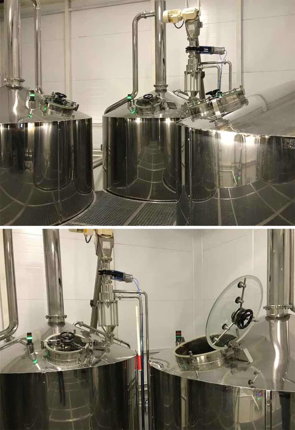 BH BWOP 6000 photo brewhouse 01 - BREWORX OPPIDUM 6000 : Wort brew machine - the brewhouse