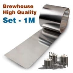 BHIS-1MHQ Σετ βελτίωσης ποιότητας No1M για τα παρασκευάσματα ζυθοποιίας