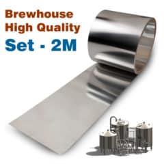 BHIS-2MHQ שיפור באיכות גבוהה להגדיר NO2M עבור brewhouses