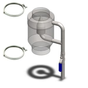 Options for wort brew machines