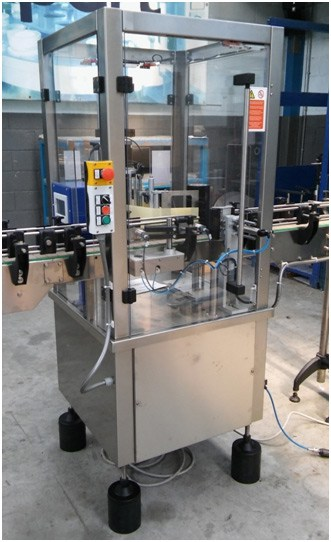 BLA MB1500 02 - BFL-MB1200 Automatic bottle filling line - up to 1200 bph