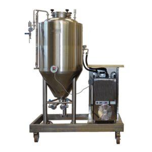 FUIC-CHP1C-1x500CCT Kompaktní fermentační jednotka 1 × 500 / 600 litrů