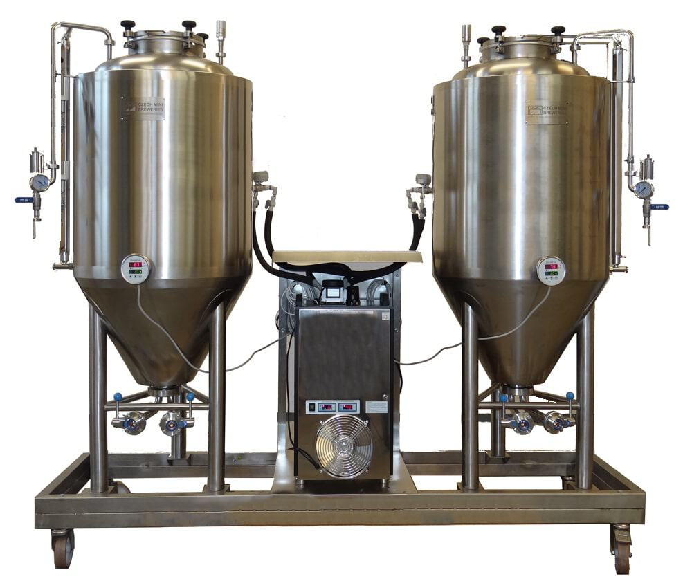 FUIC - The compact unit for the fermentation of beer, cider, wine