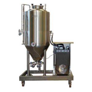 FUIC-CHP1CMLT-1x1200CCT Kompaktní fermentační jednotka 1 × 1200 / 1425 litry
