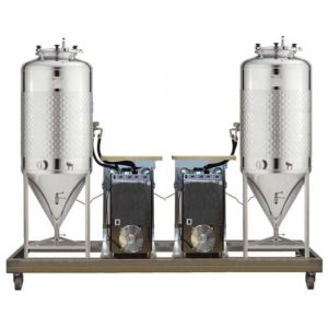 BWX FUIC CHP2C 2x1000CCT SLP 800x800 02 300x300 - Pricelist : Cylindrically-conical fermentation tanks – CCT / CFT