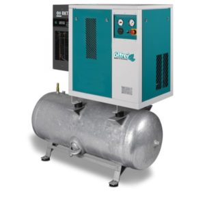 CAS-9600 Compressed Air Station 9.6 m3/hour with filtration & dryer