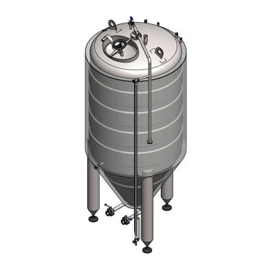 CCT/CCF : Cylindrically-conical fermentation tanks - universal fermentors