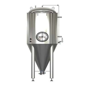 CCTM-500A1 Modular cylindrically-conical fermentation tank 500/600 L