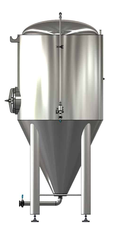 CCTM A3 002 1000x500 - CCTM-600A3 Modular cylindrically-conical fermentation tank 600/654 L