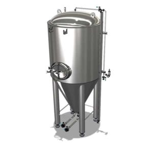 CCTM-500B1 Modular cylindrically-conical fermentation tank 500/600 L