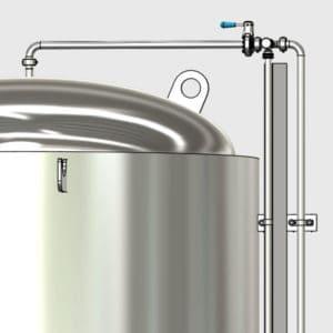 CCTM B2 011 600x600 300x300 - CCTM-1200B1 Modular cylindrically-conical fermentation tank 1200/1473 L - b1, b1sets