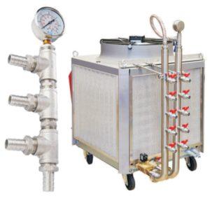 CSA kjølesystem tilbehør