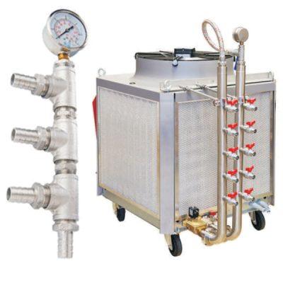 CSA: Příslušenství chladicích systémů